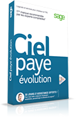 Pack : Ciel Paye Evolution