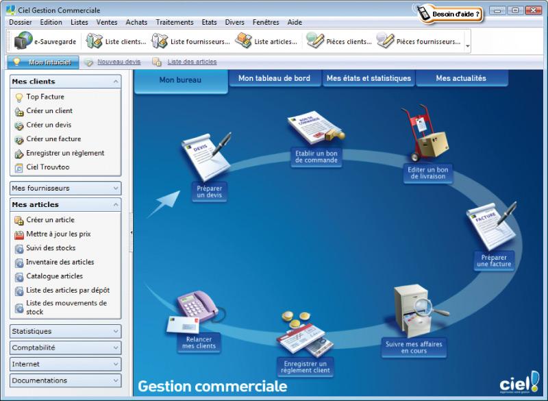 telecharger ciel gestion commerciale gratuit